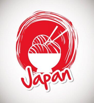 Плакат Япония дизайн культура