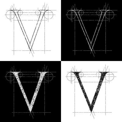 Плакат капитал V