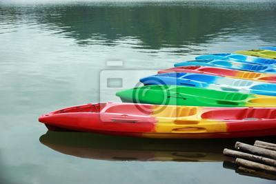 лодка как каноэ как называется