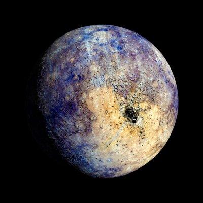 Плакат Меркурий
