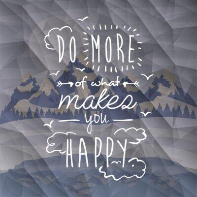 Плакат мотивационный плакат дизайн сообщение