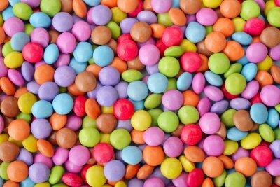 Плакат Multicolor candies