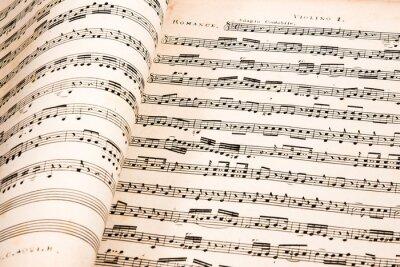 Плакат Музыка