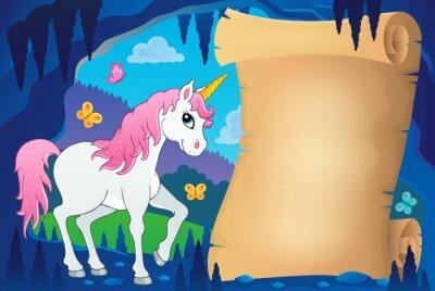 Плакат Пергамент в сказочной пещере image 7