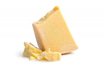Плакат сыр пармезан