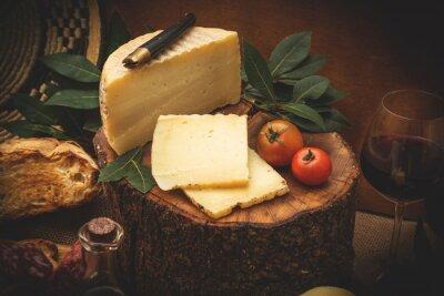 Плакат Пекорино, formaggio ди латте-ди-Пекора