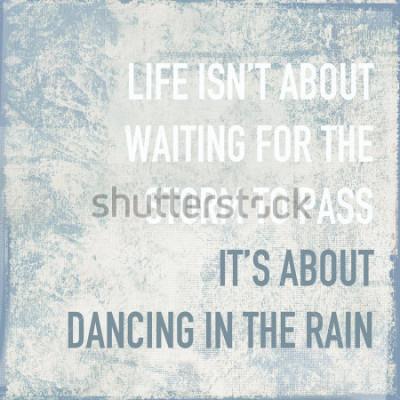 Плакат мотивационный плакат цитата