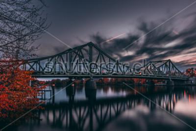 Плакат Мост Шпионов Германия