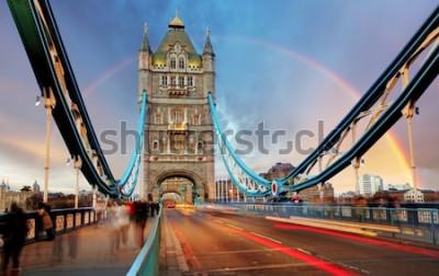 Плакат Лондон, Тауэрский мост