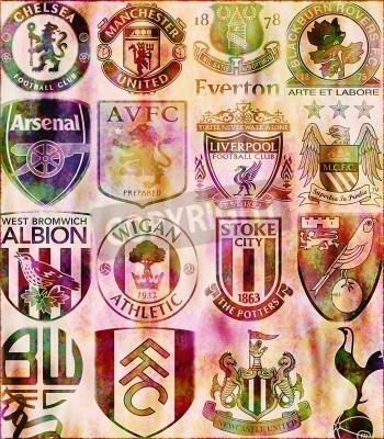 Плакат Премьер Лига