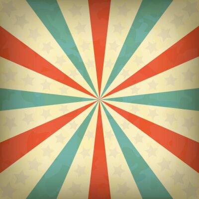 Плакат Ретро фон вектор старинный дизайн