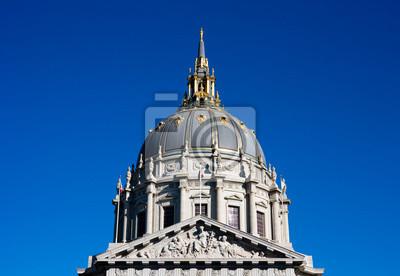 Плакат Сан - Франциско мэрии