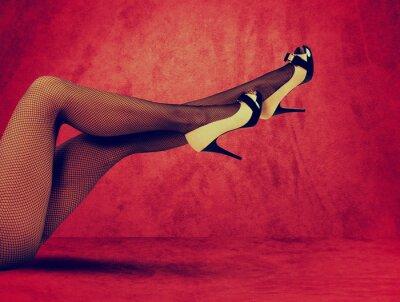 Плакат Seductive legs