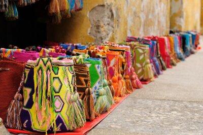 Плакат Сувениры из Колумбии