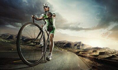 Плакат Спорт.