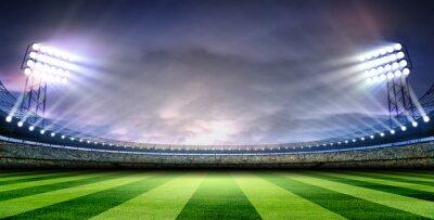 Плакат Стадион