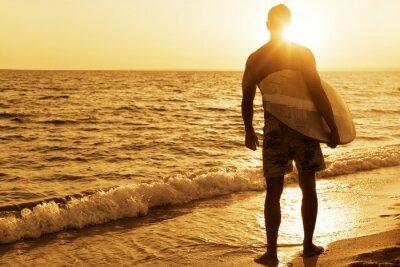 Плакат Серфинг, Австралия, серфинг.