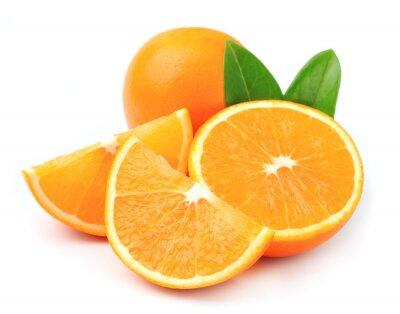 Плакат Сладкий оранжевый плод