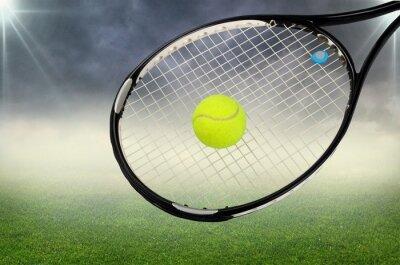 Плакат Большой теннис.