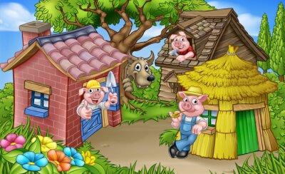 Плакат Три Сказки Сказок