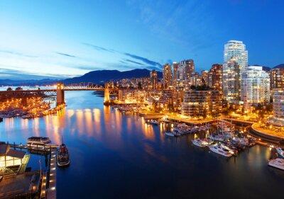 Плакат Ванкувер в Канаде