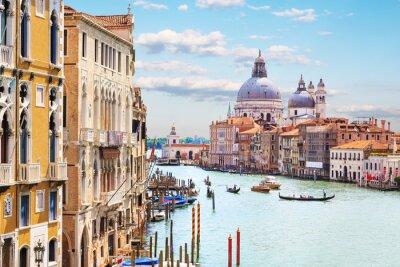 Плакат Венеция.