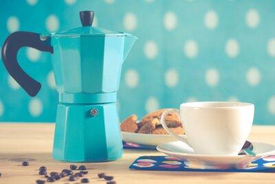 Плакат Урожай кофе