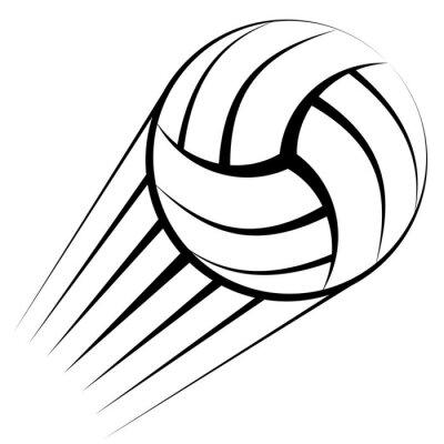 Плакат Волейбол
