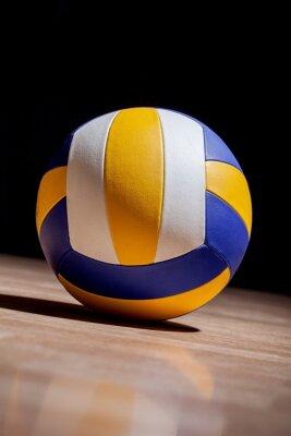 Плакат Волейбол, Крытый Волейбол, в закрытом помещении.