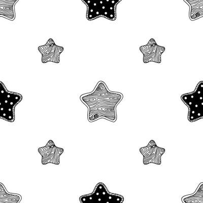 Плакат Деревянные звезды картины 3