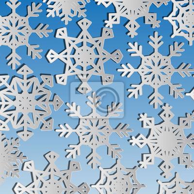 Как убрать снежинку с