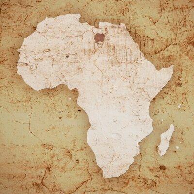 Наклейка Afrika
