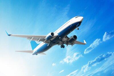 Наклейка Самолет