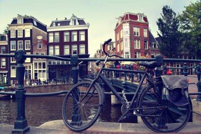 Наклейка Амстердам, Нидерланды
