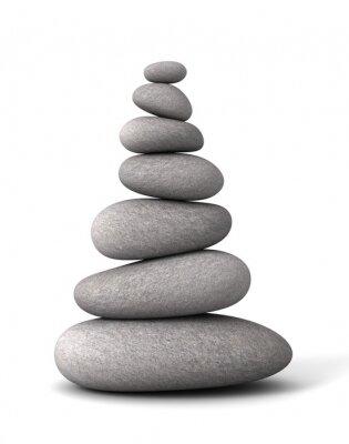 Наклейка balancing stones