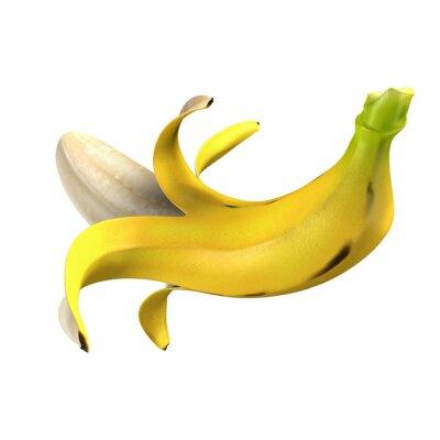 Наклейка Банан