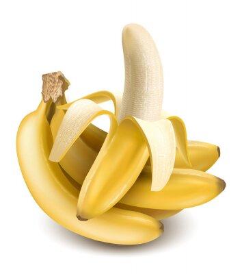 Наклейка Бананы