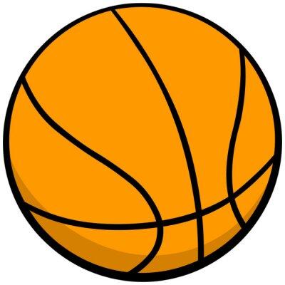 Наклейка Баскетбол