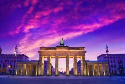 Наклейка Берлин