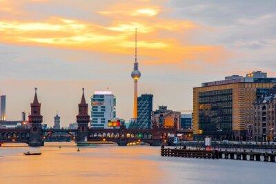 Наклейка Берлин, Германия
