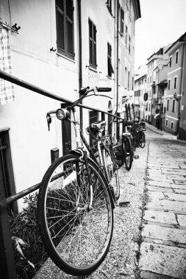 Наклейка Biciclette Nel Vicolo