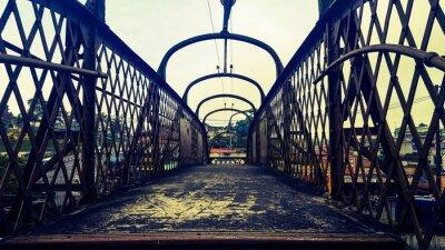 Наклейка Мост