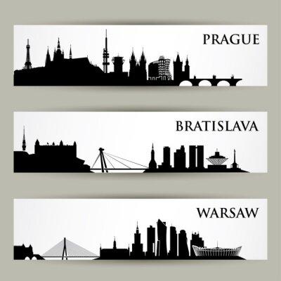 Наклейка Центральная Европа города Skylines
