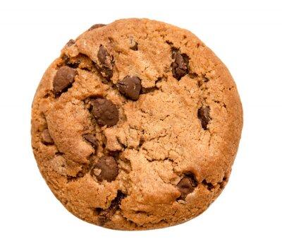 Наклейка chocolate chip cookie