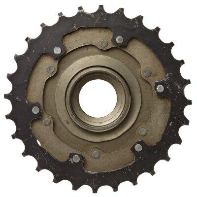 Наклейка Зубчатое колесо