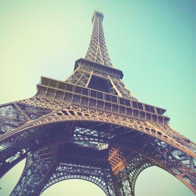 Наклейка Эйфелева башня