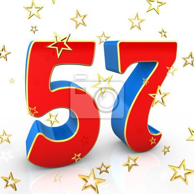 Поздравления с днем рождения для 57 лет