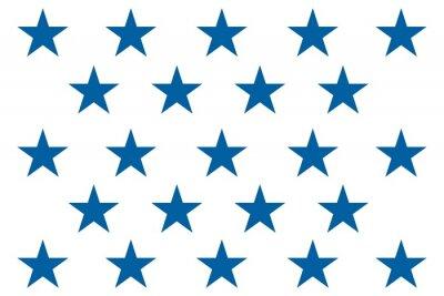 Наклейка Фокус на звездах