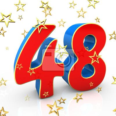 Открытка с днем рождения 48 лет мужчине