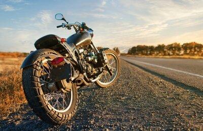 Наклейка Freedom.Motorbike под открытым небом